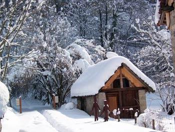 Noël en Savoie en chambre d hôtes